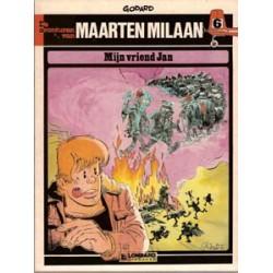 Maarten Milaan 06<br>Mijn vriend Jan<br>1e druk 1982