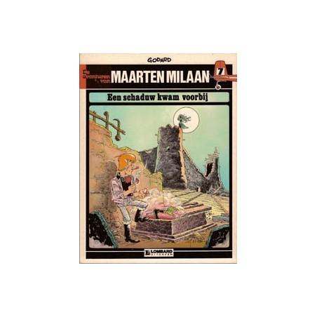 Maarten Milaan 07 Een schaduw kwam voorbij 1e druk 1982