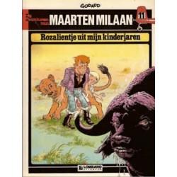 Maarten Milaan 11<br>Rozalientje uit mijn kinderjaren<br>herdruk