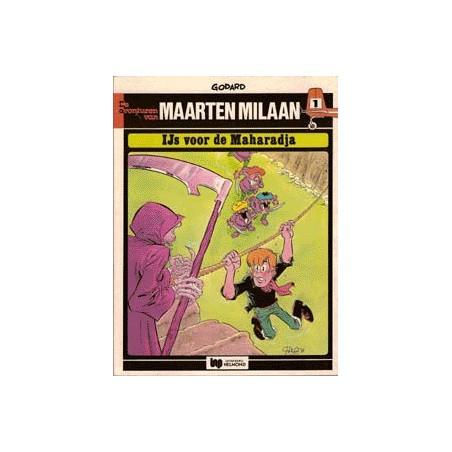 Maarten Milaan set deel 1 t/m 11 herdrukken & 1e drukken