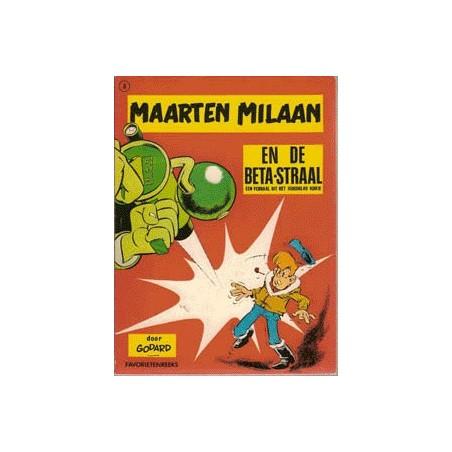 Maarten Milaan set Jong Europa/Favorietenreeks dl. 1 t/m 5