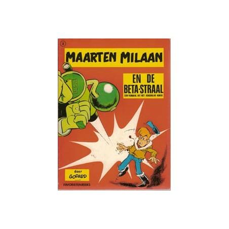 Maarten Milaan<br>Beta-straal<br>Favorietenreeks 2.8<br>1e druk