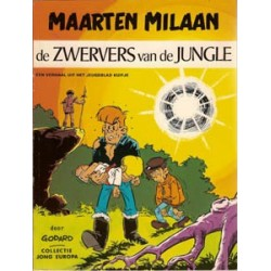 Maarten Milaan<br>Zwervers v/d jungle<br>Jong Europa<br>1e druk