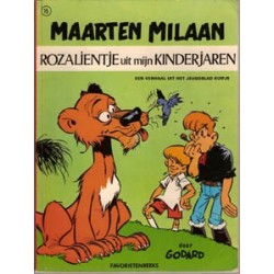Maarten Milaan<br>Rozalientje uit mijn kinderjaren<br>1e druk