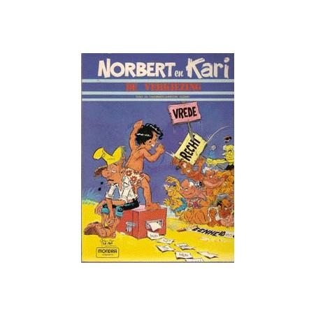 Norbert en Kari setje deel 1 t/m 5 1e drukken 1981-1990