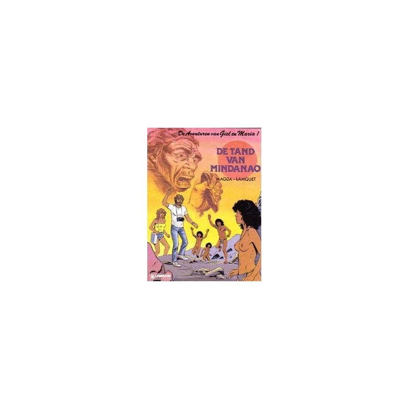 Maria en Giel setje deel 1 t/m 4 1e drukken 1985-1988