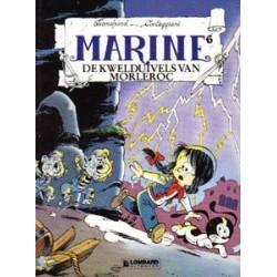 Marine setje<br>deel 6 t/m 8<br>1e drukken 1988-1990
