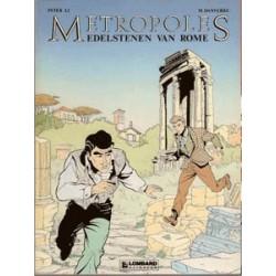 Metropoles setje<br>deel 1 t/m 3<br>1e drukken 1989-1991