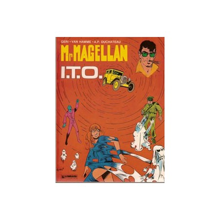 Mr. Magellan 04 I.T.O. herdruk