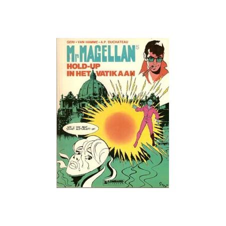Mr. Magellan 05 Hold-up in het Vaticaan herdruk