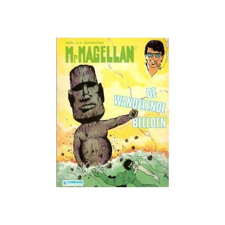 Mr. Magellan 07 De wandelende beelden herdruk