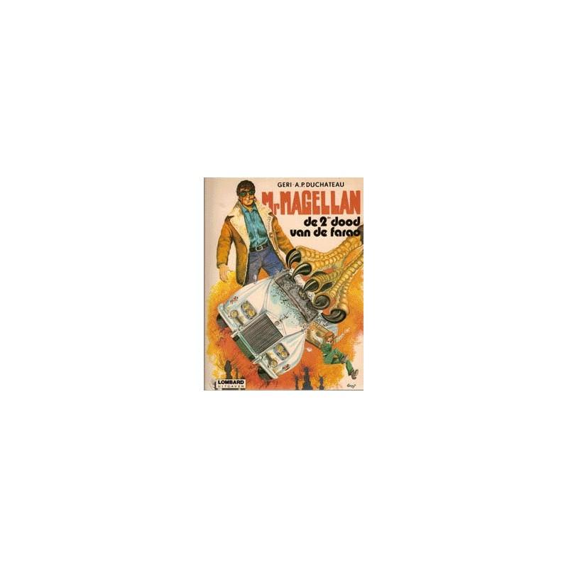 Mr. Magellan setje deel 1 t/m 8 1e drukken & herdrukken