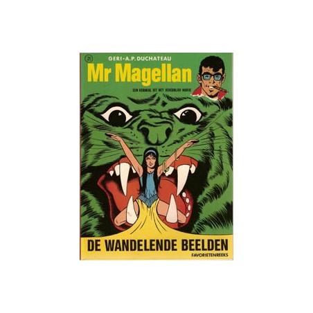 Mr. Magellan De wandelende beelden Favorietenreeks 2.21