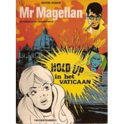 Mr. Magellan Hold up in het Vaticaan Favorietenreeks 2.6
