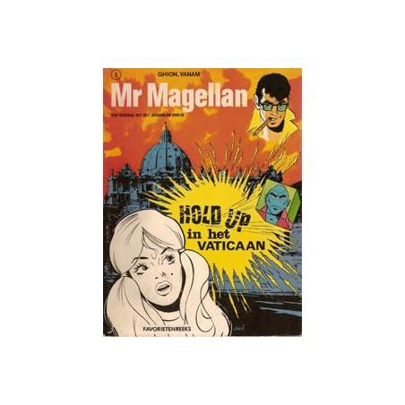 Mr. Magellan Hold up in het Vaticaan Favorietenreeks 2.6 1e druk Helmond 1971