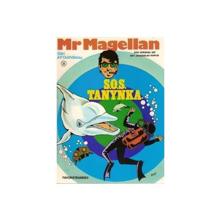 Mr. Magellan S.O.S. Tanynka Favorietenreeks 2.36