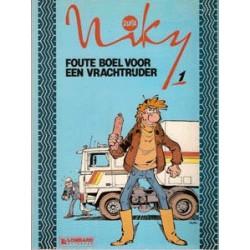 Niky setje<br>deel 1 t/m 3<br>1e drukken 1985-1988