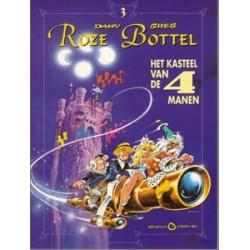 Roze Bottel 03<br>Het kasteel van de 4 manen