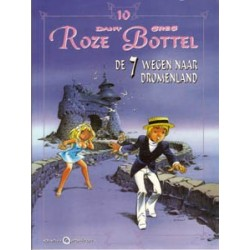 Roze Bottel 10 De 7 wegen naar Dromenland