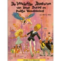 Roze Bottel 01<br>De wonderlijke avonturen...<br>herdruk 1974