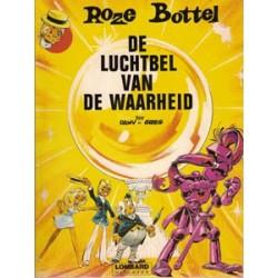 Roze Bottel 02<br>De luchtbel van de waarheid<br>herdruk