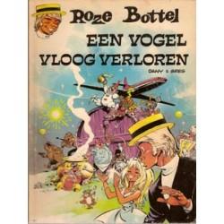 Roze Bottel 06<br>Een vogel vloog verloren<br>1e druk 1975