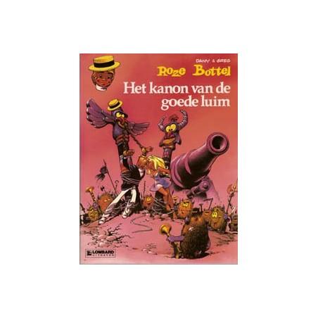 Roze Bottel 09 Het kanon van de goede luim 1e druk 1983