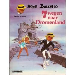 Roze Bottel 10<br>De 7 wegen naar dromenland<br>1e druk 1985