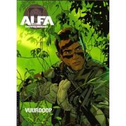 Alfa Eerste wapenfeiten 01<br>Vuurdoop