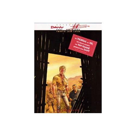 Getekend Twintig jaar later (Avontuur zonder helden 2) 1e druk 1997