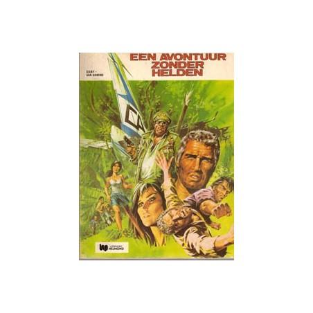 Dany Een avontuur zonder helden 1e druk Helmond 1977