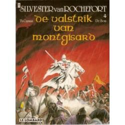 Silvester van Rochefort 04 Valstrik van Montgisard 1e druk