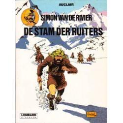 Simon van de Rivier 01<br>De stam der ruiters<br>herdruk 1978