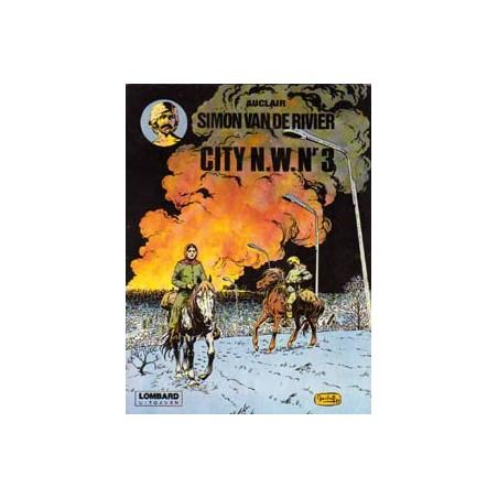 Simon van de Rivier 05 City N.W.Nr 3 1e druk 1979