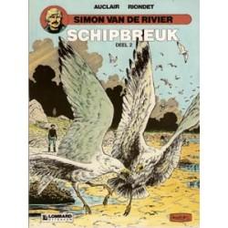 Simon van de Rivier 09 Schipbreuk deel 2 1e druk 1989
