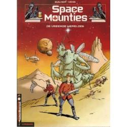 Space Mounties setje<br>Deel 1 & 2<br>1e drukken 2001-2002