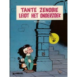 Tante Zenobie 01<br>Leidt het onderzoek<br>herdruk