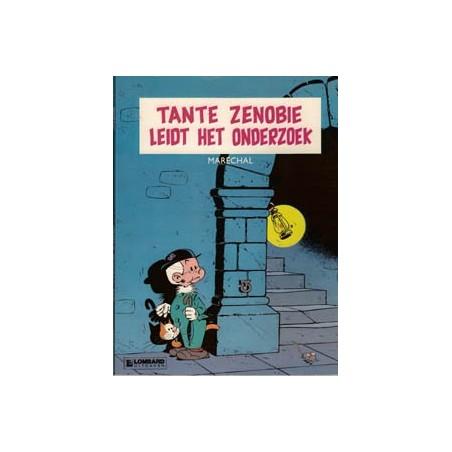 Tante Zenobie 01 Leidt het onderzoek herdruk