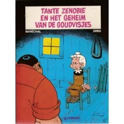 Tante Zenobie<br>Het geheim van de goudvisjes<br>herdruk