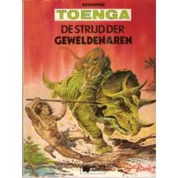 Toenga 06 De strijd der geweldenaren herdruk 1977