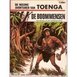 Toenga De boommensen Jong Europa 76 1 druk 1972