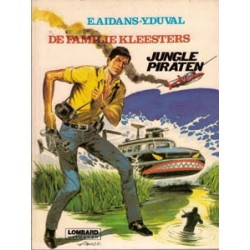 Familie Kleester 01<br>Jungle piraten<br>herdruk 1981