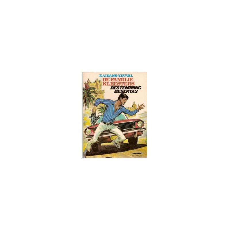 Familie Kleester 02 Bestemming Desertas herdruk 1981