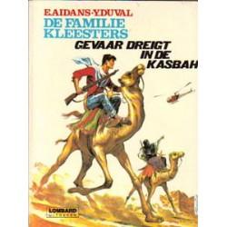 Familie Kleester 03<br>Gevaar dreigt i/d Kasbah<br>herdruk 1981