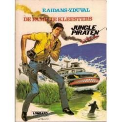 Familie Kleester setje<br>deel 1 t/m 5<br>herdrukken 1981-1983