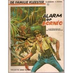 Familie Kleester<br>Alarm op Borneo<br>Jong Europa 63<br>1e druk
