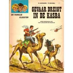 Familie Kleester Gevaar dreigt in de Kasba Jong Europa 48