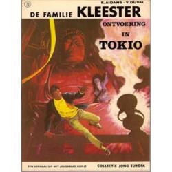 Familie Kleester<br>Ontvoering in Tokio<br>Jong Europa 73