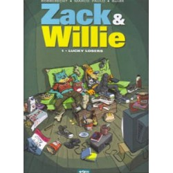 Zack & Willie 01 HC<br>Lucky losers