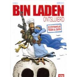 Bin Laden ontsluierd 01 HC<br>De stripaanslag tegen Al Qaida